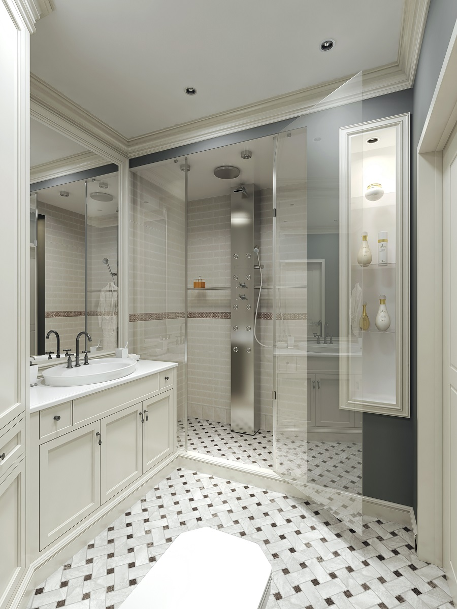 Ideas For Your Shower | Jeeves Heated Towel Rails
