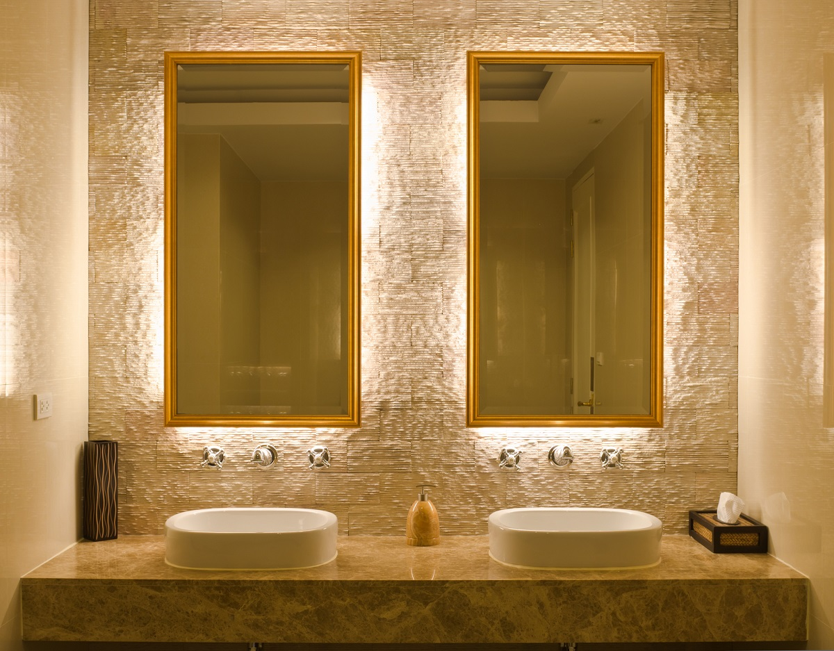 Bathroom Mirror Za the bathroom mirror - reflecting on the latest trends - jeeves