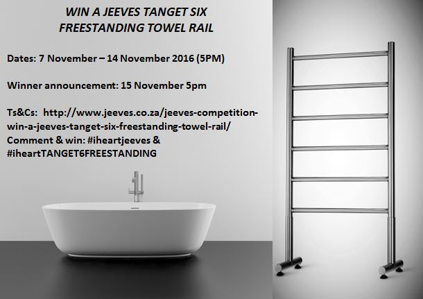 Jeeves Tangent Six Freestanding